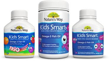 Kids smart omega3 fish oil