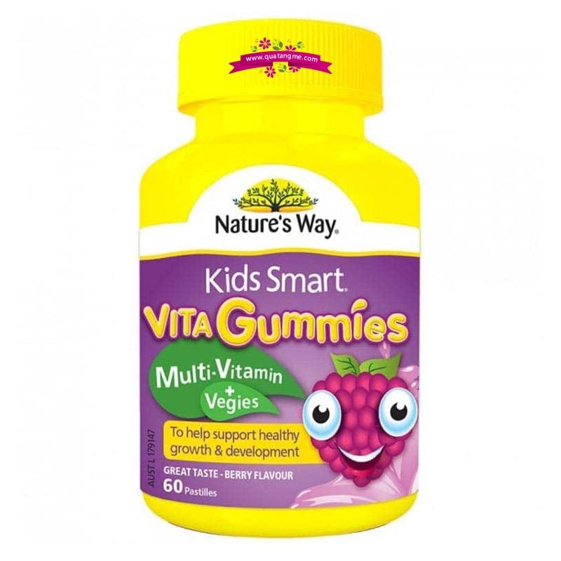 "Nature""s Way Kids Smart Vita-Gummies Multi-Vita"